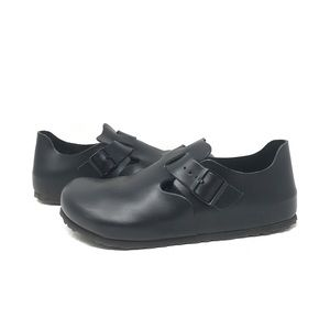 aecdfe7d72fc Birkenstock Shoes - Authentic Men s Birkenstock London in Hunter Black